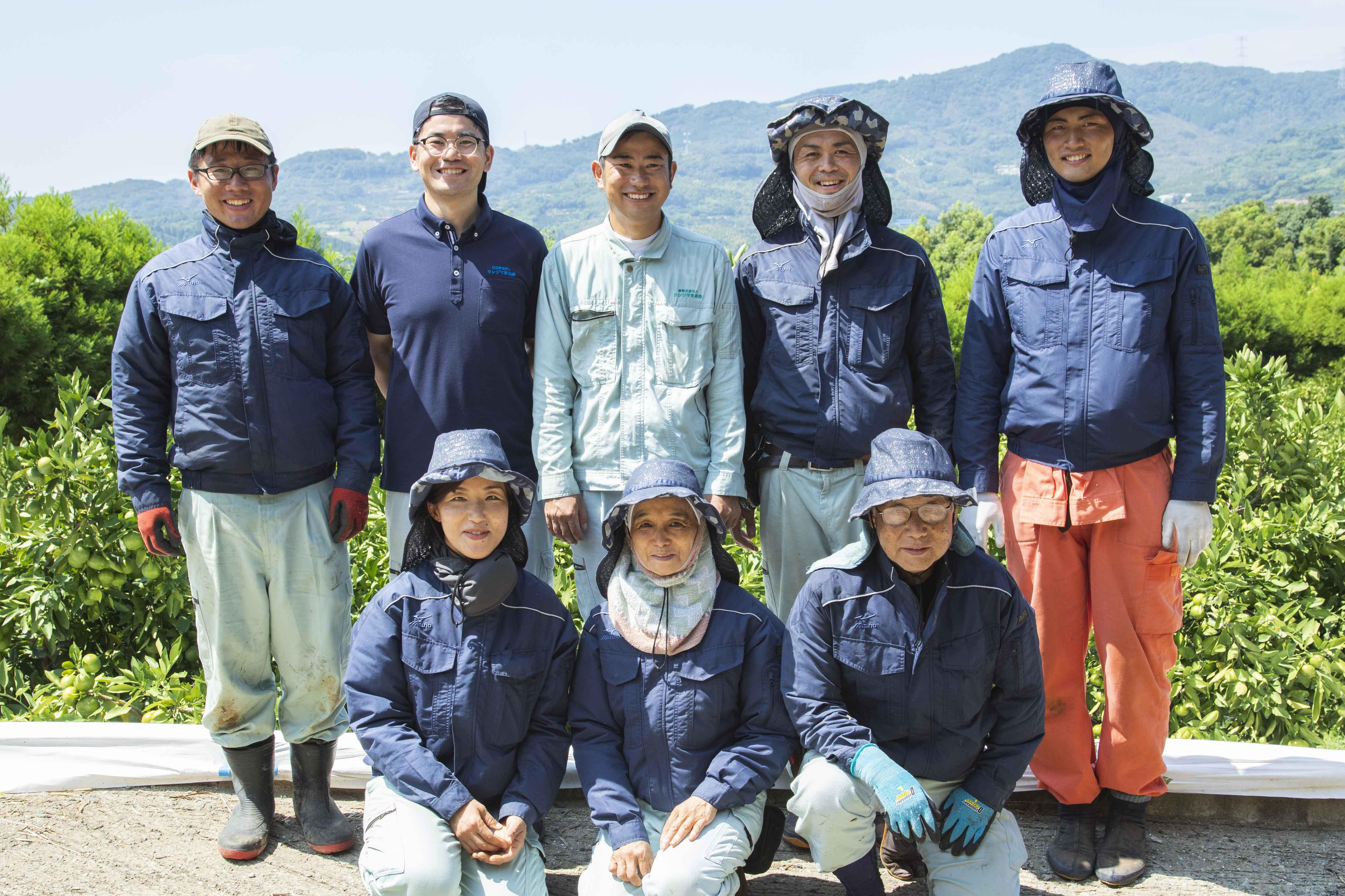 農産部集合写真1